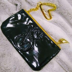 Victoria's Secret Faux Patent Leather Wristlet